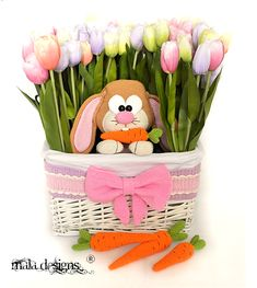 Voorjaarshazen Online Publications, English Language, Easy, Rabbit, Crochet Patterns, Bunny, Presents, Spirals, Gifts