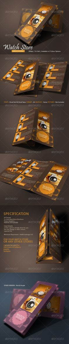 Coffee Brochure Template - Informational Brochures Coffee Shop - coffee shop brochure template