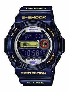 Prezzi e Sconti: #Casio g-shock g-lide orologio glx-150b-6 -  ad Euro 79.99 in #Casio #Gadgets orologio casio