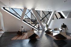 интерьер музея с окнами - Поиск в Google