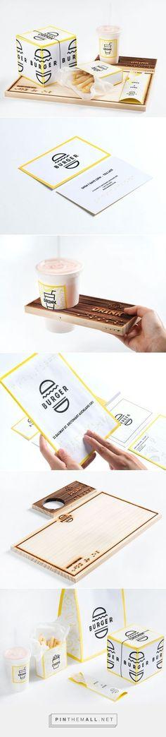 Burger Restaurant Branding