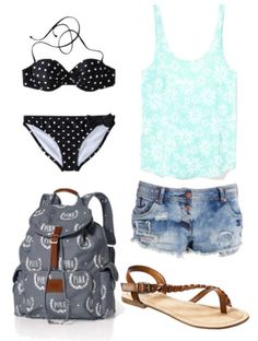 Summer Outfit  http://virginia.playbeach.tv  #bagnivirginia #loano #liguria