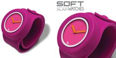 Soft slap watches