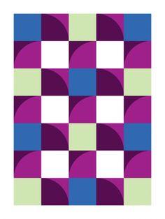 Seen, but not heard - Geometric Art by Gary Andrew Clarke