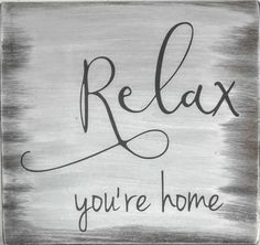 We all need a place to relax and wash off the day. This bathroom wall decor is the perfect sentiment after a long day at work. So just Relax,,,you're home. Size is 11x12 and comes to you ready to hang