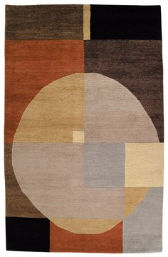 Tufenkian Rugs present the Compass Elements contemporary rug, part of the Setana collection. Embracing a timeless geometric design and a pure wool construction, this quality hand knotted piece is offered in a range of colors. http://www.cyrusrugs.com/tufenkian-rugs-james-tufenkian-item-10291&category_id=0