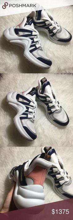 66246681d68c Louis Vuitton Archlight Sneakers Size 36 Louis Vuitton Shoes Sneakers