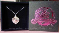 Sailor Moon Cosmic Heart Necklace. $120.97