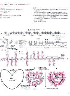 "Photo from album ""Asahi Original. Select Collection on Yandex. Crochet Bouquet, Crochet Flowers, Crochet Lace, Tissue Box Covers, Tissue Boxes, Crochet Chart, Crochet Patterns, Photo P, Crochet Accessories"