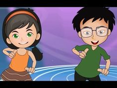 Tooty Ta with Lyrics - Popular Kids Group Dance Song by EFlashApps