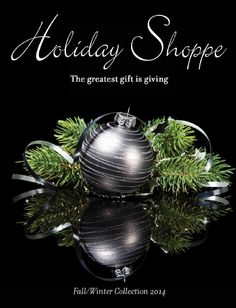 Holiday Shoppe! offers an amazing array of gifts for the whole family, from home decorating, jewelry, and kitchen items to licensed products for the kids. There are 150 products in this shopper catalog, guaranteed to interest your supporters.