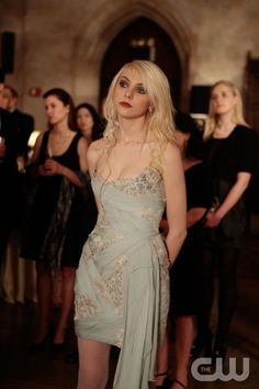 """""""Its a Dad, Dad, Dad, Dad World""""  Pictured: Taylor Momsen as Jenny  Photo Credit: Giovanni Rufino / The CW  © 2010 The CW Network, LLC. All Rights Reserved."""