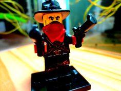 """Lego mini figures 6 """"Bandit"""""""