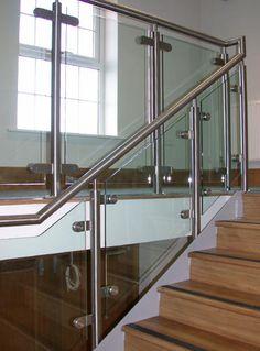 Stair balastrade