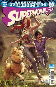 Superwoman #13 - Return to Smallville (Issue)