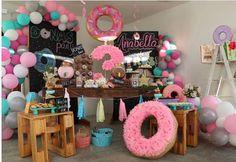 Tema donuts