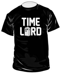 Dr Who fans will love this t-shirt print from GeekShirts range of online printed t-shirts and hoodies. Time Lords, Printed Shirts, Online Printing, Lady, Mens Tops, T Shirt, Supreme T Shirt, Tee Shirt, Tee