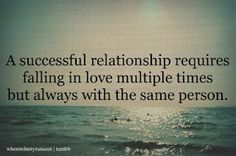 A successful relationship