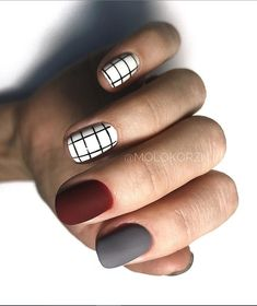100 Hottest Acrylic Square Nails Design For Short Nails Coffin - Page 24 of 101 - Latest Fashion Trends For Woman Square Nail Designs, Short Nail Designs, Cool Nail Designs, Summer Acrylic Nails, Cute Acrylic Nails, Fun Nails, Nail Polish Designs, Acrylic Nail Designs, Nails Design