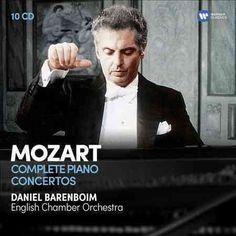 Daniel Barenboim - Mozart: The Complete Piano Concertos