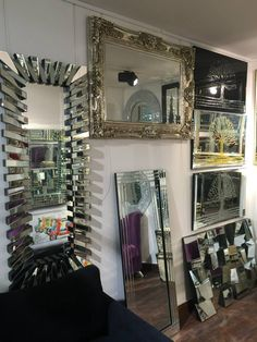 Number One Place in Brighton for Art and Home Accessories - 14 North Street Brighton, Home Accessories, Oversized Mirror, Street, Places, Interior, Mirrors, Number, Furniture