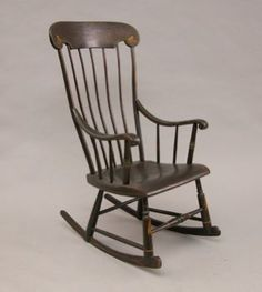 The Boston rocker is a variation of the windsor rocker developed around 1840 in New & 25 best ?????? ??????? images on Pinterest | Chair swing Rocker ...