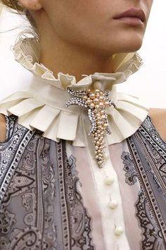 Balenciaga Fashion Show & more details