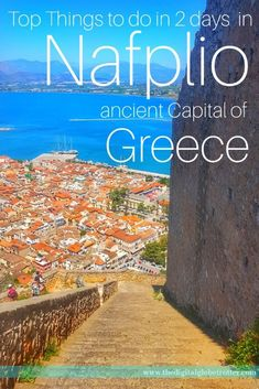 Top Things to do in 2 DAYS in Nafplio, the Ancient Capital of Greek greece travelgreece traveleurope travelworld greecetips athens napflio traveltipsgreece travelcheapgreece cheapgreece 592927107165980980 Greece Tourism, Greece Map, Athens Greece, Greece Travel, Greece Food, Mykonos Greece, Greece Islands, Crete Greece, Europe Travel Guide