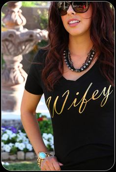 Hey, I found this really awesome Etsy listing at https://www.etsy.com/listing/185704450/wifey-shirt-wifey-textured-womens-v-neck