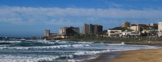 An overview of South-Africa (Johannesburg, East London & Sophiatown) Out Of Africa, Seaside Towns, White Sand Beach, East London, Time Travel, East Coast, South Africa, Landscape Photography, New York Skyline