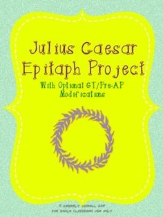 a literary analysis of the play julius caesar by william shakespeare In william shakespeare's tragic play julius caesar, the contrast between honor  and power in a leadership position is presented as many individuals work to.