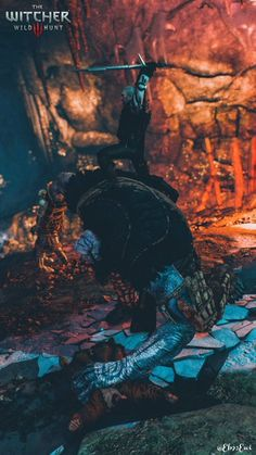 #Ansel Witcher 3 Art, Witcher 3 Wild Hunt, The Witcher 3, Video Games, Stone, Photography, Cd Project, Projects, Videogames