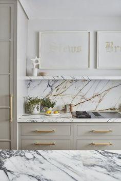 Updated Kitchen, New Kitchen, Kitchen Interior, Kitchen Decor, Home Luxury, Altea, Interior Decorating, Interior Design, Home Decor Inspiration