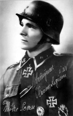 SS-Unterscharführer Remy Schrijnen (24 December 1921 – 27 July 2006) was a Belgian volunteer in the German army. He was a Flemish Nationalist and the only Flemish volunteer in the SS Flandern to have...