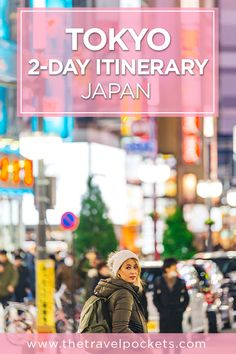 The Perfect 2 Day Itinerary for Tokyo Japan - Travel Pockets Tokyo Travel Guide, Tokyo Japan Travel, Japan Travel Tips, Asia Travel, Japan Trip, Meiji Shrine, Backpacking South America, Tourism Marketing, Tokyo Disney Sea