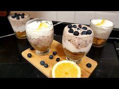 Desert rapid - Mousse la pahar - YouTube Mousse, Panna Cotta, Pudding, Ethnic Recipes, Youtube, Food, Wilderness, Dulce De Leche, Custard Pudding