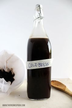 Top Tips For Brewing The Best Coffee - Great Coffee Best Cold Brew Coffee, Cold Brew Coffee Recipe, Making Cold Brew Coffee, How To Make Coffee, Great Coffee, Hot Coffee, Iced Coffee, Coffee Drinks, Starbucks Coffee