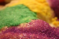Easy To Make Crescent Roll King Cake [VIDEO]