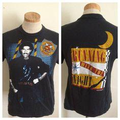 Vintage 80s Lionel Richie concert T shirt  by nanapatproject, $48.00