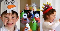 Des idées faciles à reproduire! Toddler Activities, Centre, Teaching, Outdoor Decor, Baby, Juliette, Stuff Stuff, Babys, Learning