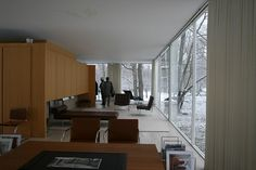 Farnsworth House - Mies