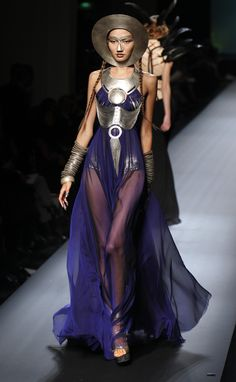 Jean Paul Gaultier Haute Couture