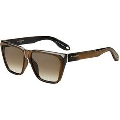 eeb5ae26cc Givenchy Square Flat-Top Sunglasses Flat Top Sunglasses