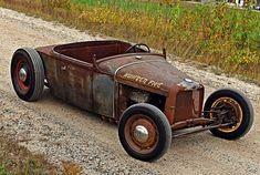 '31 model A roadster