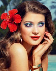 Makeup @Yves Bonis Rocher USA and #MakeUpDaysUSA