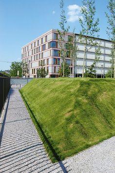 Representation of Hesse by Bernard and Sattler Landscape Architects