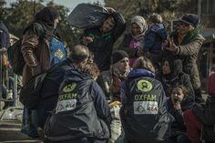 LA fundación Oxfam nos informa sobre los países en los que ayuda...