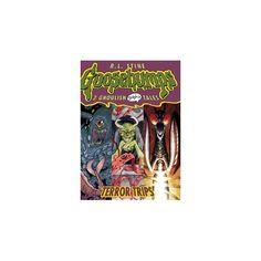 Goosebumps Terror Trips by R.L Stine for only $6! http://booksandbits.org.au/comic-adult/4758-terror-trips-9780439857772.html #goosebumps #terrortrips #rlstine #booksandbits #books #booksforsale #sale #secondhandbooks #secondhandbooksforsale #secondhand #used #buy #sell #cheap #cheapbooks #comicbooks #comics #comicbooksforsale