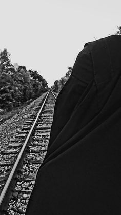 May, Railroad Tracks, We Heart It, Train Tracks