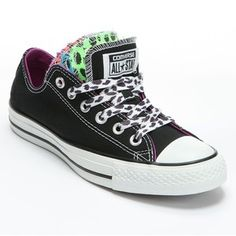 Converse All Star Multi-Tongue Sneakers for Women